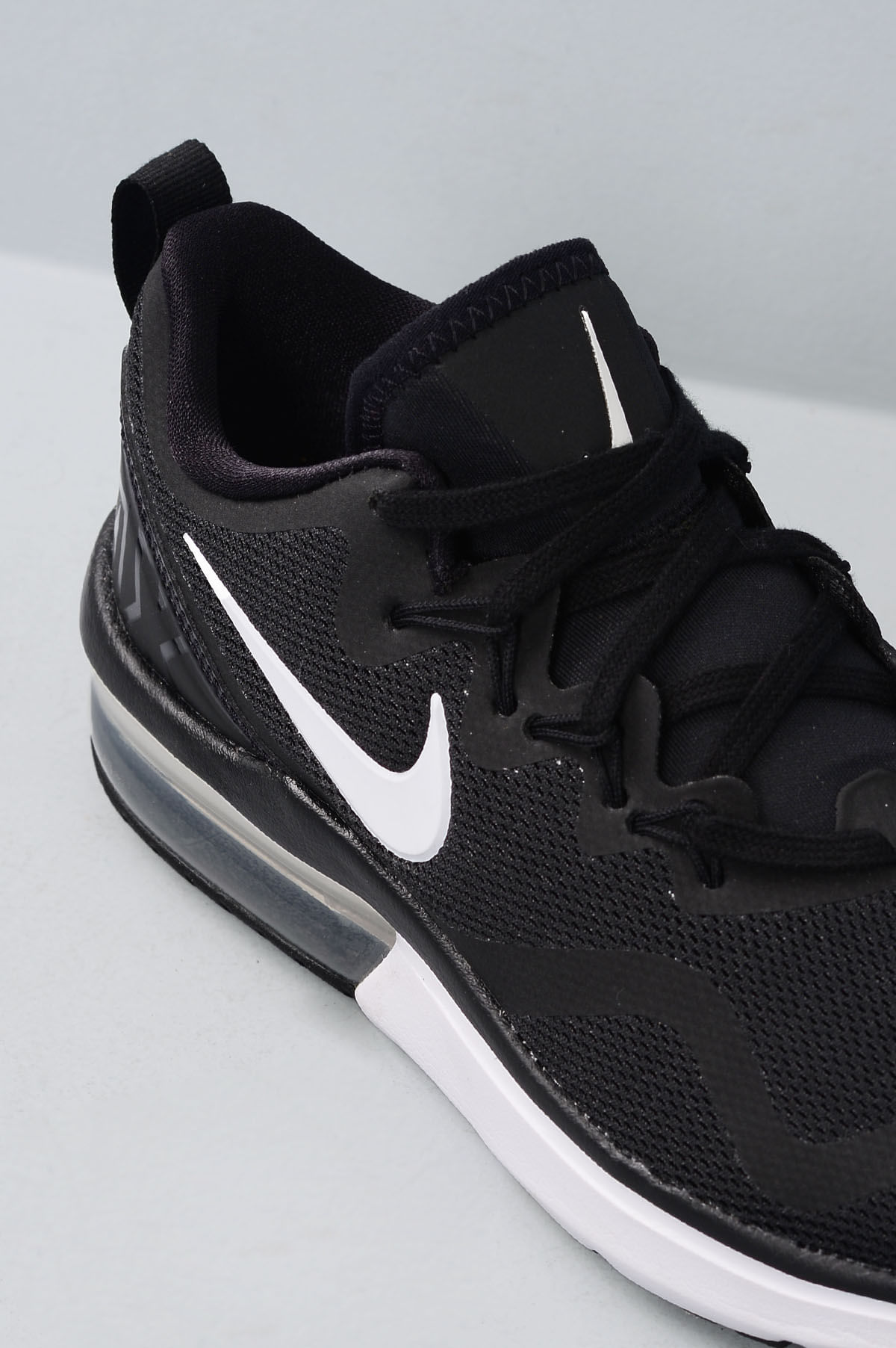 Tênis Feminino Nike Air Max Fury TEC PRETO Mundial Calçados