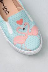 3_Tenis_Infantil_Flamingo_Menina_Fashion_SINT_AZUL