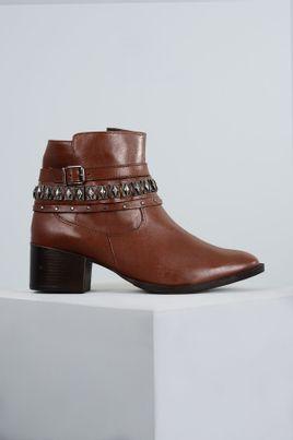 1_Ankle_Boot_Salto_Medio_Shiny_Mundial_CR_CHOCOLATE