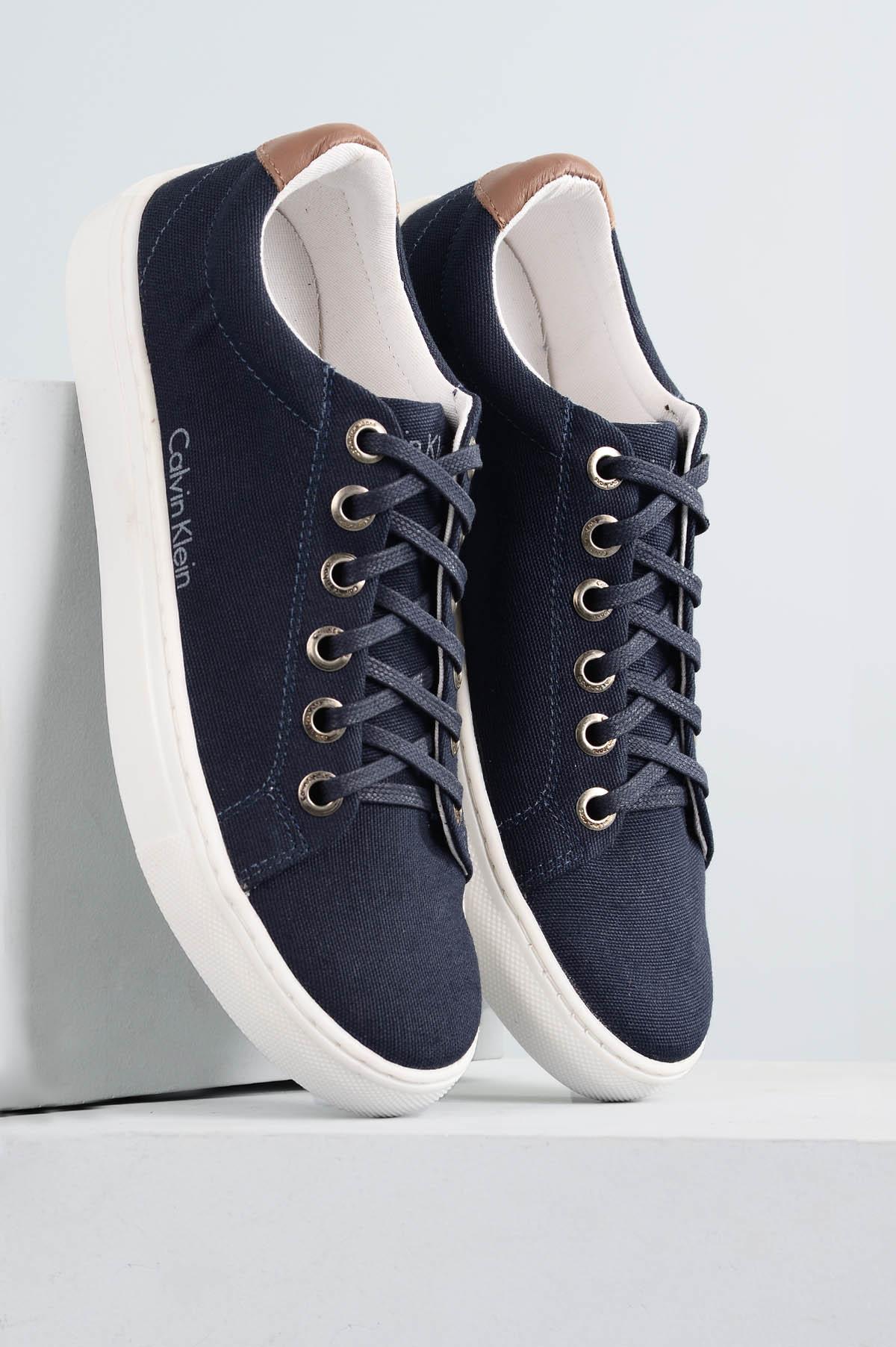 Sapatênis Calvin Klein Texas   Mundial Calçados - Mundial Calçados 24aff7666c