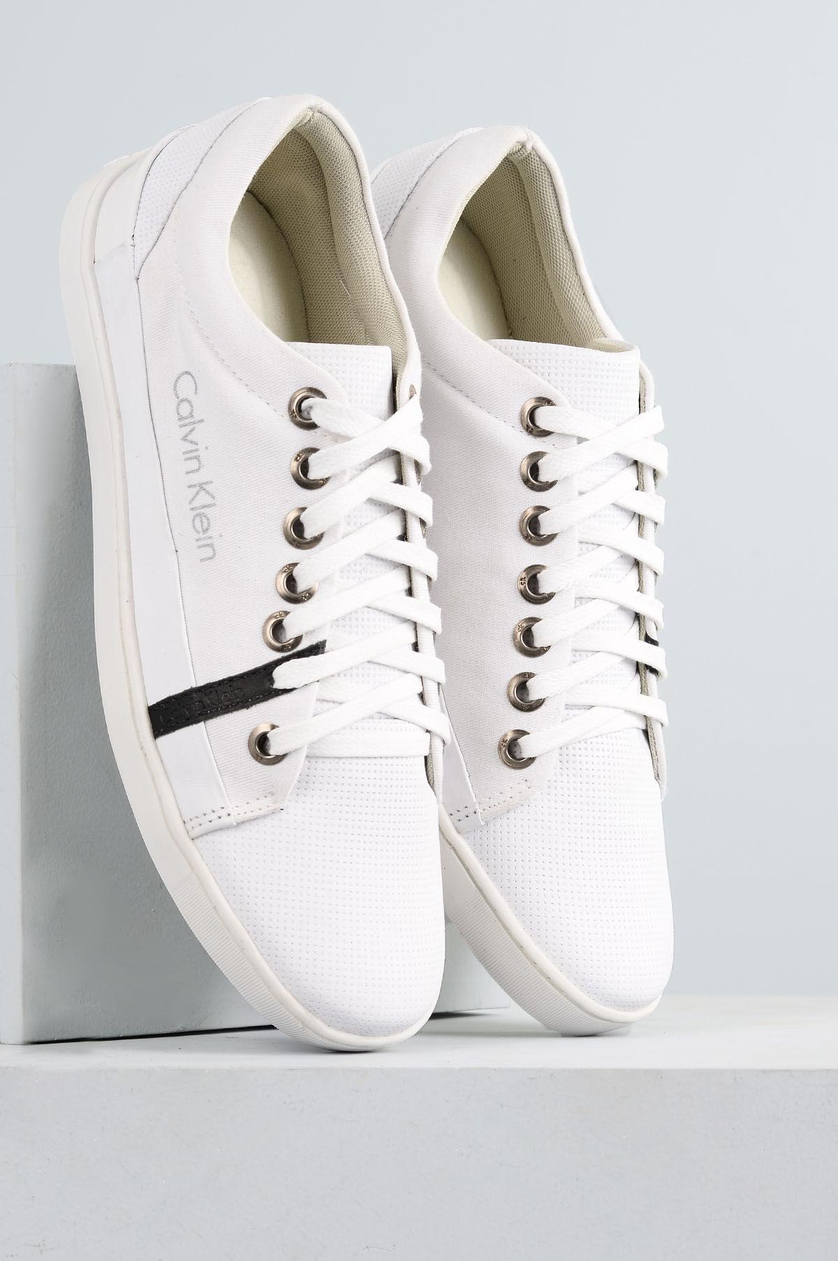 a199113a3 Sapatênis Calvin Klein Milão | Mundial Calçados - Mundial Calçados