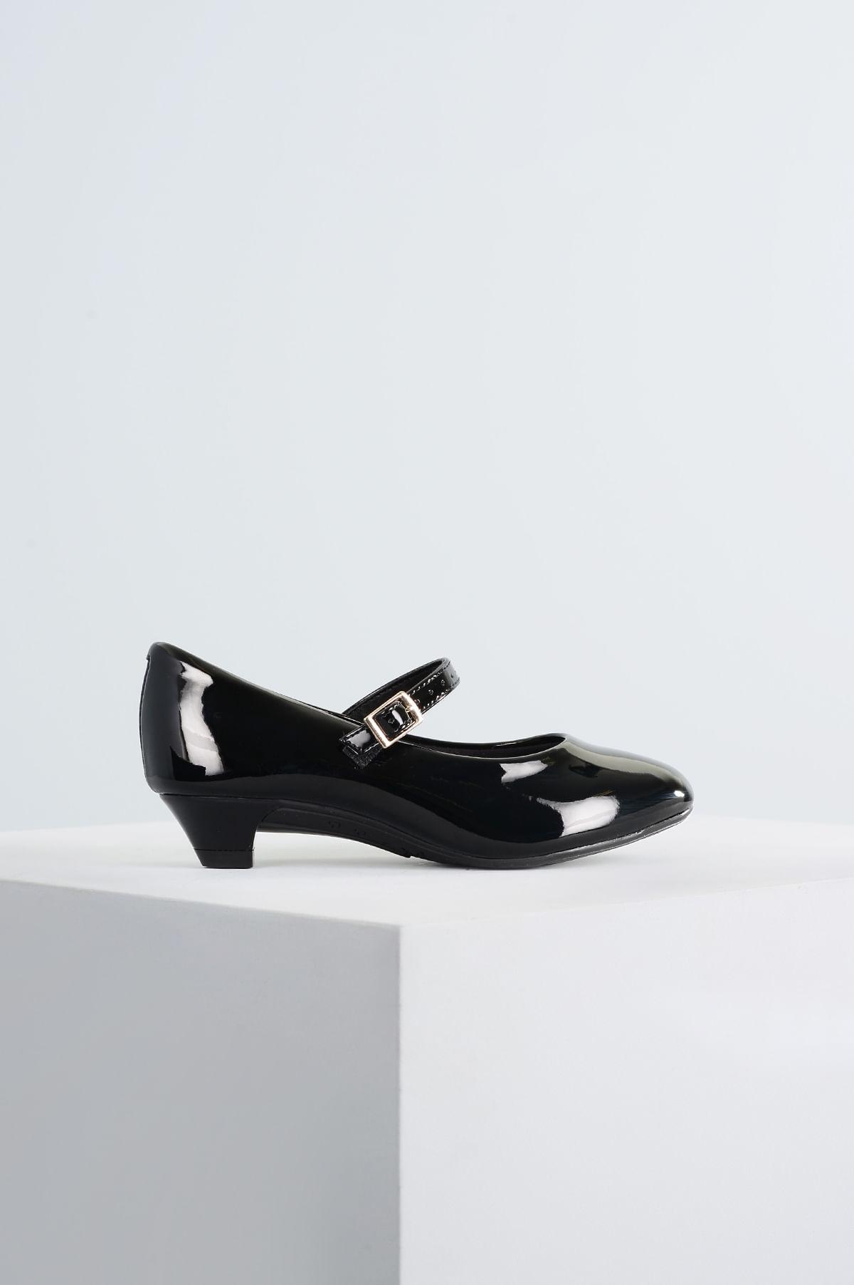 858135ee8 Sapato Infantil Molekinha Poly VERNIZ PRETO - Mundial Calçados