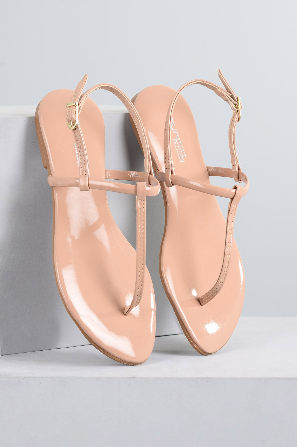 35b70b635 Sandália Feminina Rasteira Colleen Mundial | Mundial Calçados ...