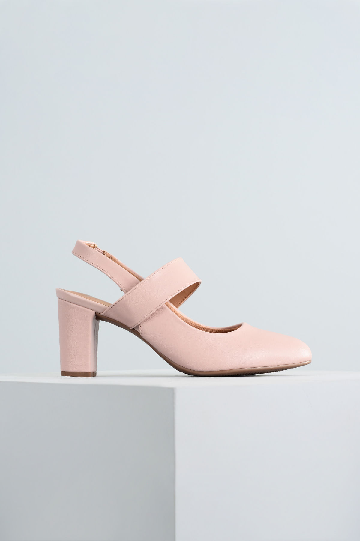 607ad8af9 Sapato Salto Alto Heleny Vizzano SINT - ROSA - Mundial Calçados