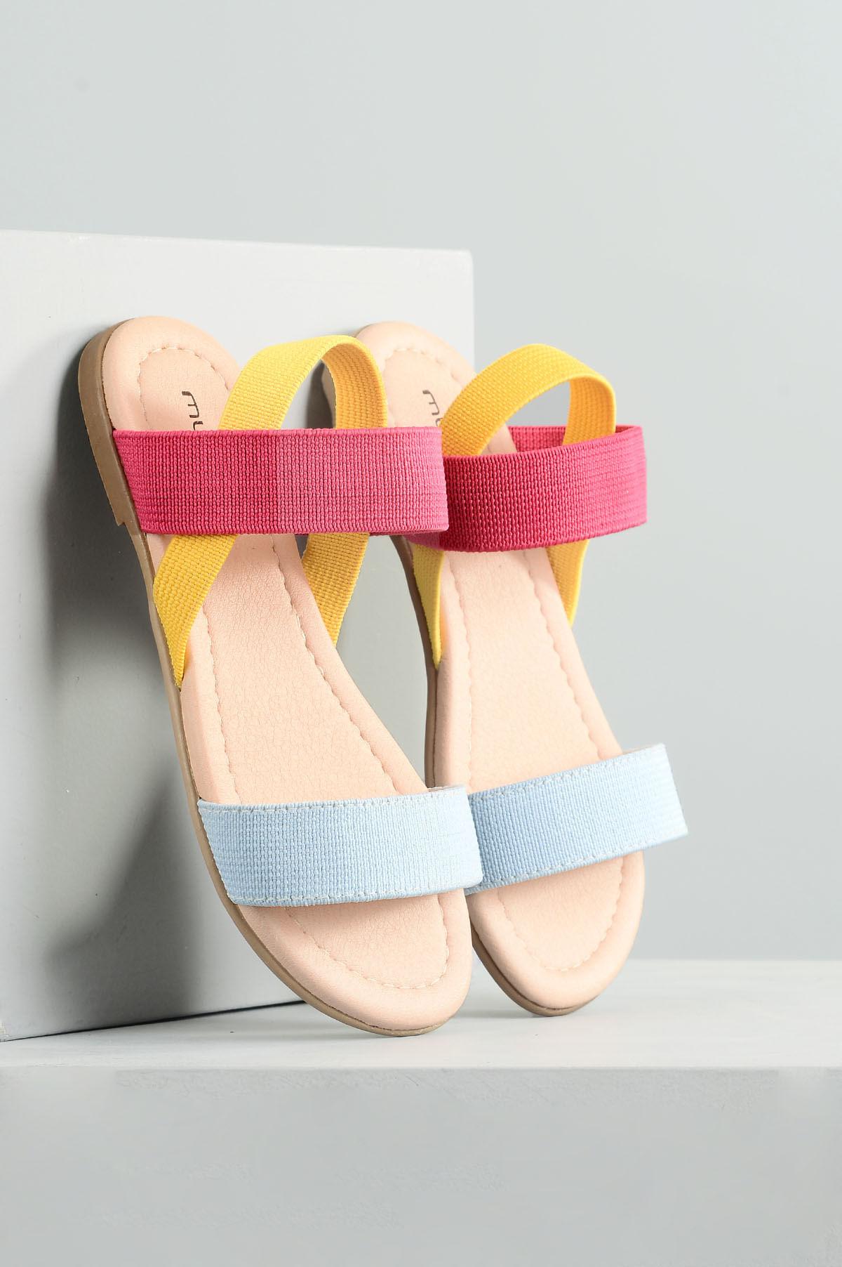 1fd5c4c089 Sandália Infantil Rasteira Amanda Mundial SINT - PINK - Mundial Calçados