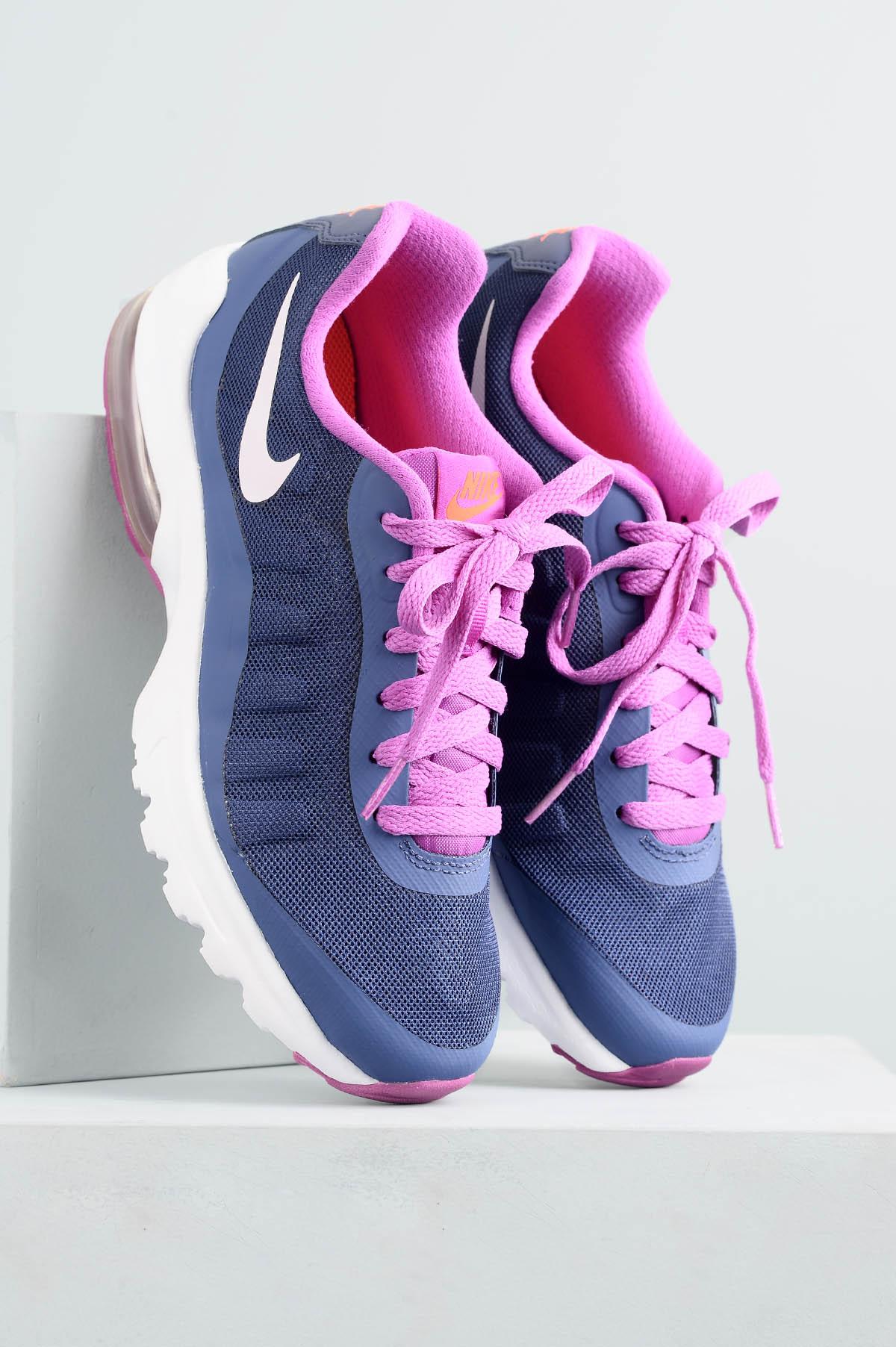 027410c6f19 Tênis Feminino Nike Invigor TEC ROXO - Mundial Calçados