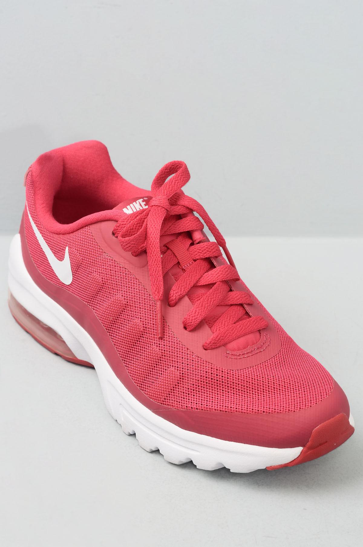 d177e0658bd Tênis Feminino Nike Invigor TEC - VERMELHO - Mundial Calçados