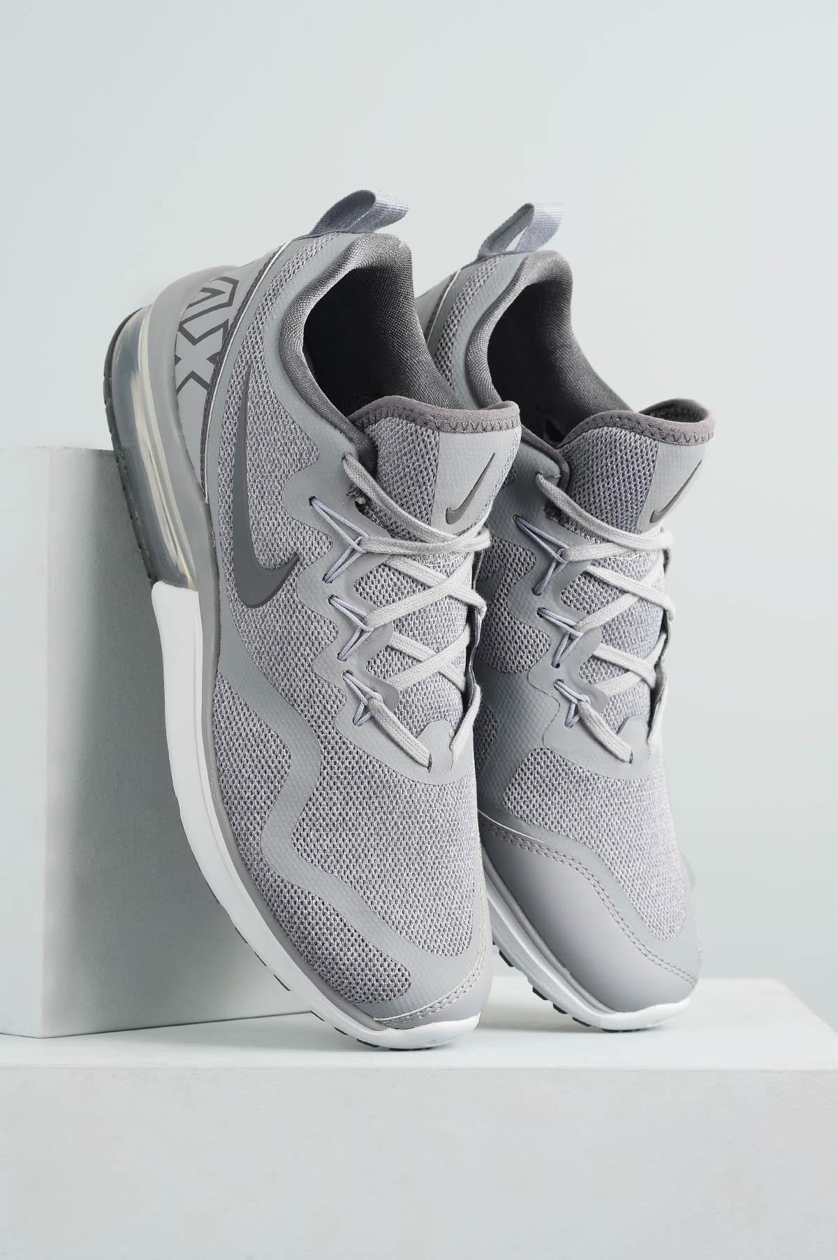 5f4bfa28a0 Tênis Nike Air Max Fury TECIDO CHUMBO - Mundial Calçados