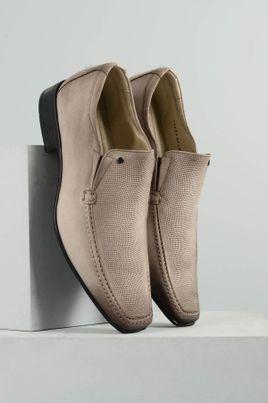 Sapato Masculino Jota Pe Air Harbour CR - MARFIM bfa133fb5d