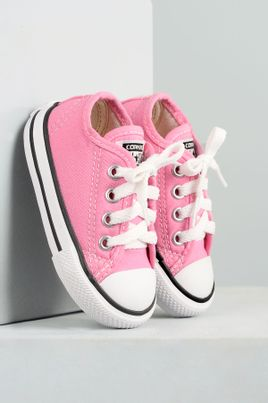 Tênis Infantil All Star Border OX Baby TEC - ROSA 7bd59dc58458b