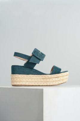 eafd2a8f Sandália Anabela preta e diversas cores | Mundial Calçados