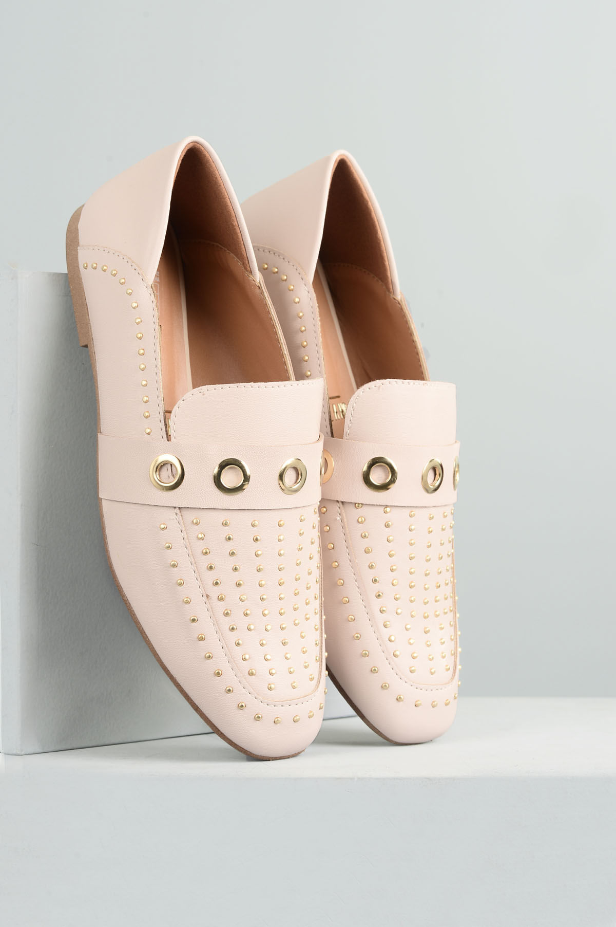 0f2891adc6 Mocassim Feminino Phila Vizzano SINT- NATURAL - Mundial Calçados
