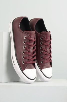 a7232acee1 Tênis All Star Chuck Taylor CR - BORDO