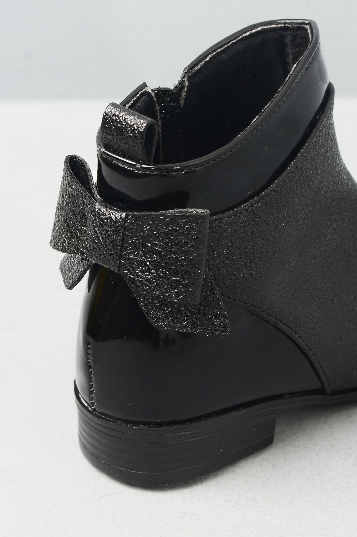 84a8c5461 Bota Infantil Barbara Mundial SINT - PRETO - Mundial Calçados