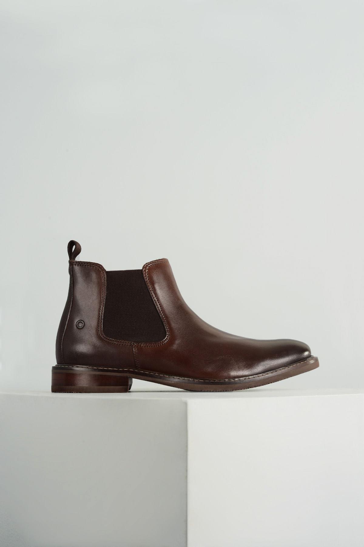 2103d1494711b Bota Democrata Metropolitan Connor Marrom - Mundial Calçados