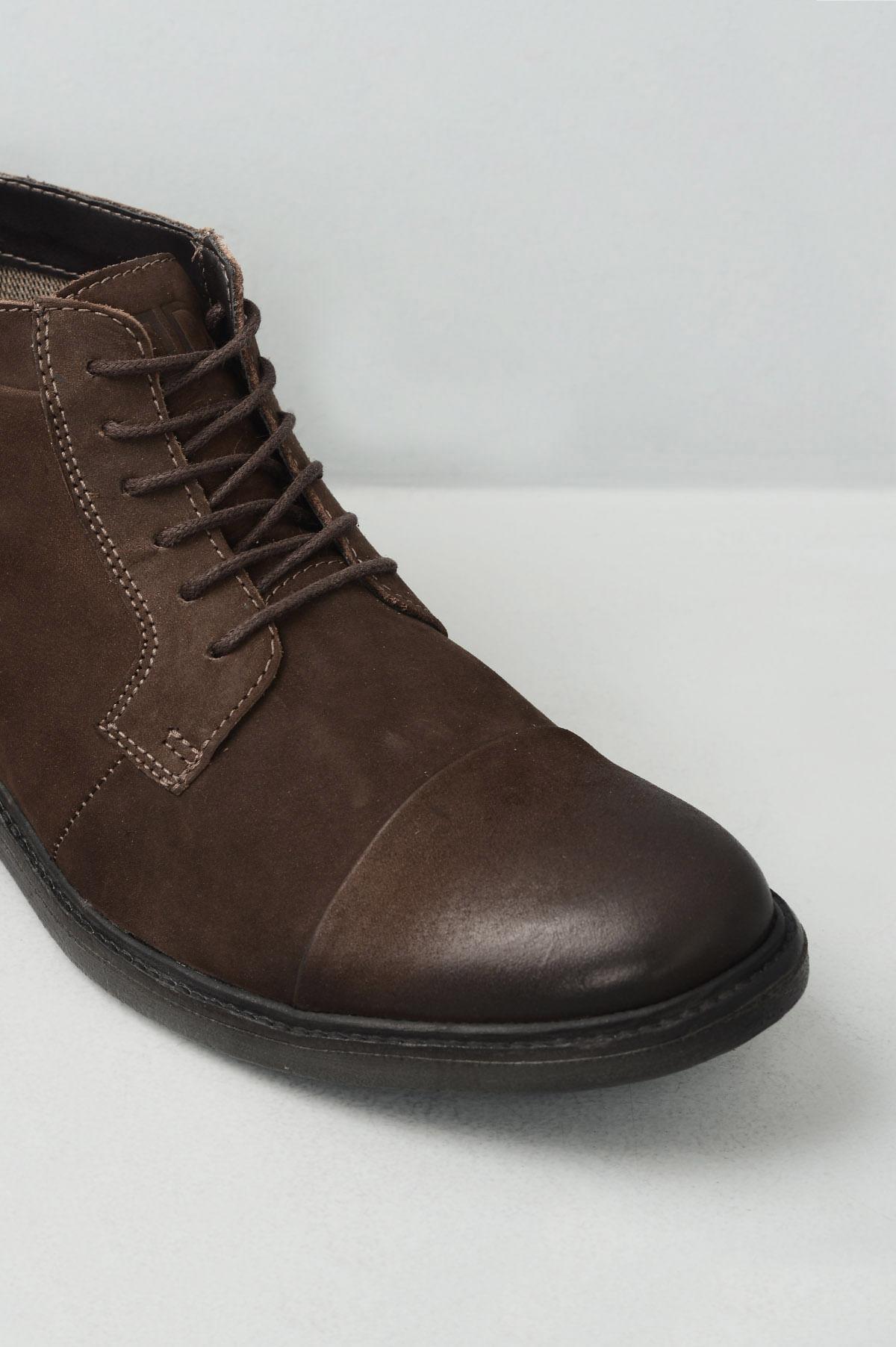 a9b562075 Bota Masculina Democrata Rust André NOB CAFE - Mundial Calçados