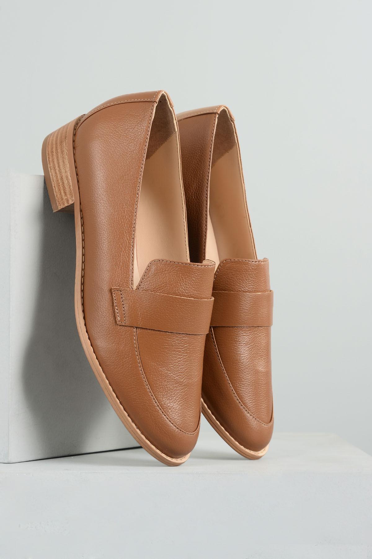 cdec2b1f2 Mocassim Feminino Ruth Mundial CR-CARAMELO - Mundial Calçados