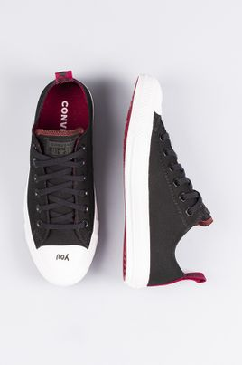 2_Tenis_Converse_All_Star_Chuck_Shelby_PRETO