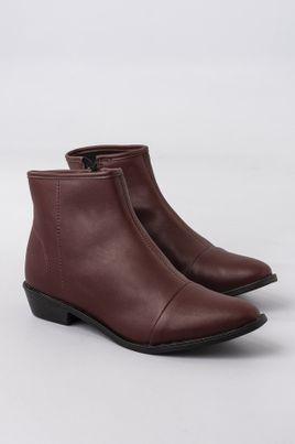 2_Ankle_Boot_Salto_Baixo_Laidy_Mundial_SINT_VINHO