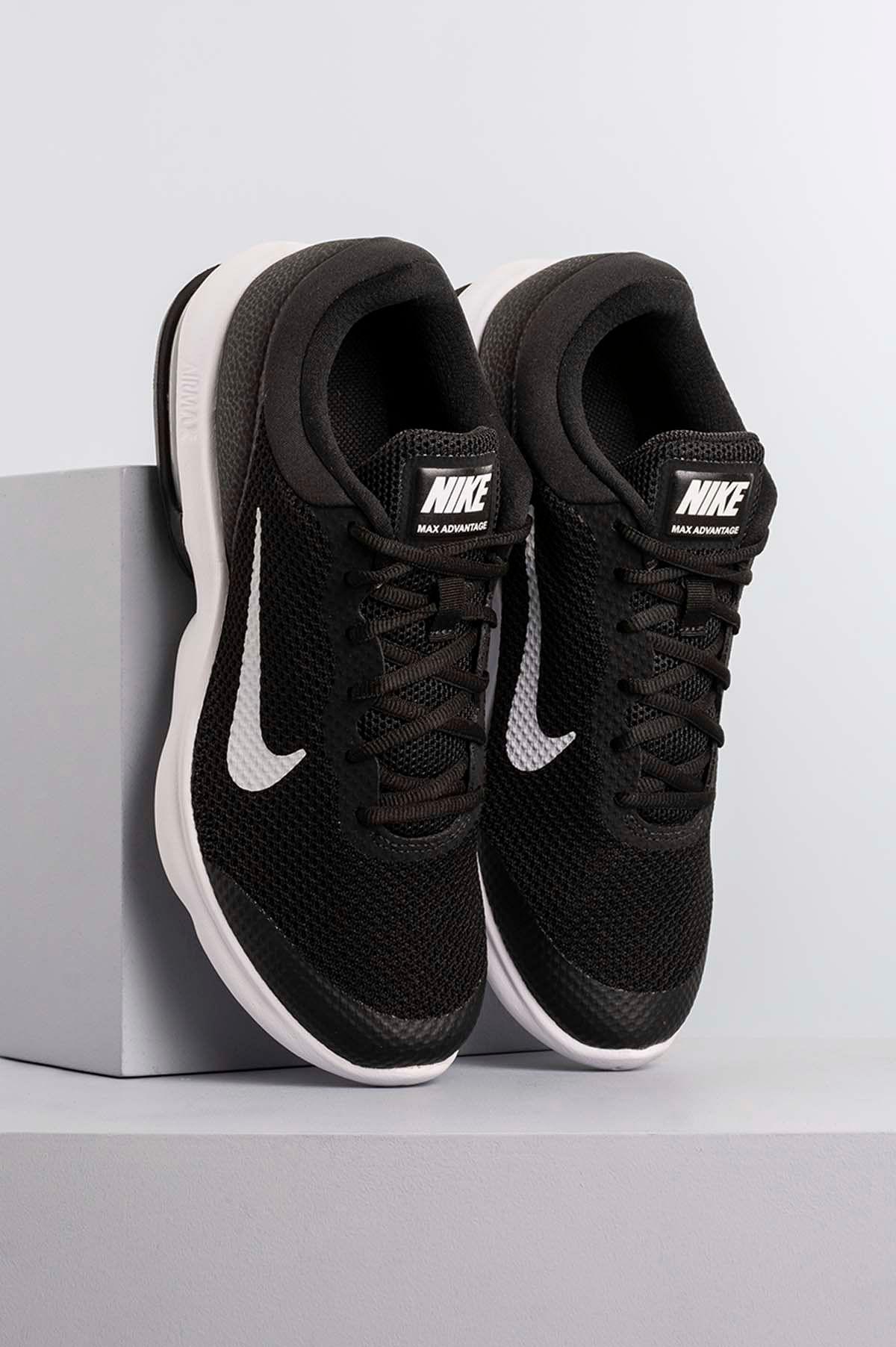 Tênis Feminino Nike Air Max Advantage Tec Preto Mundial