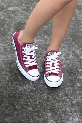 4_Tenis_Converse_All_Star_Taylor_TEC_BORDO