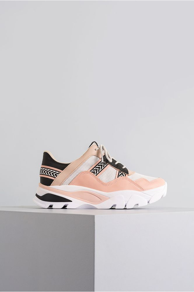 1_Tenis_Feminino_Sneaker_Chiara_Dakota_DIVERSOS_ROSA