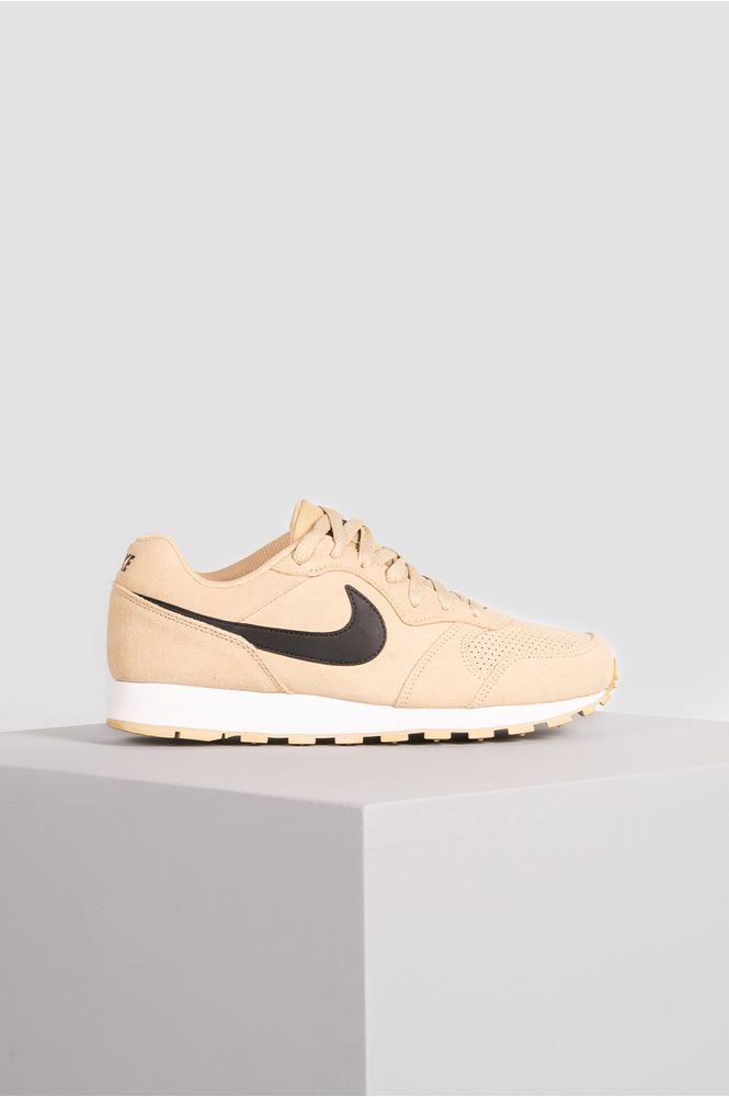 1_Tenis_Masculino_Nike_Runner_2_Suede_CAM_BEGE