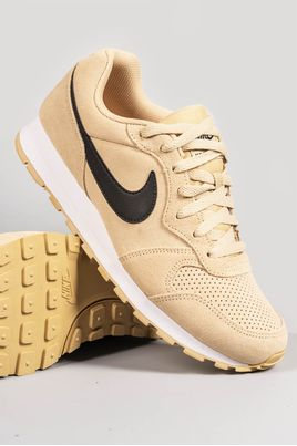 3_Tenis_Masculino_Nike_Runner_2_Suede_CAM_BEGE
