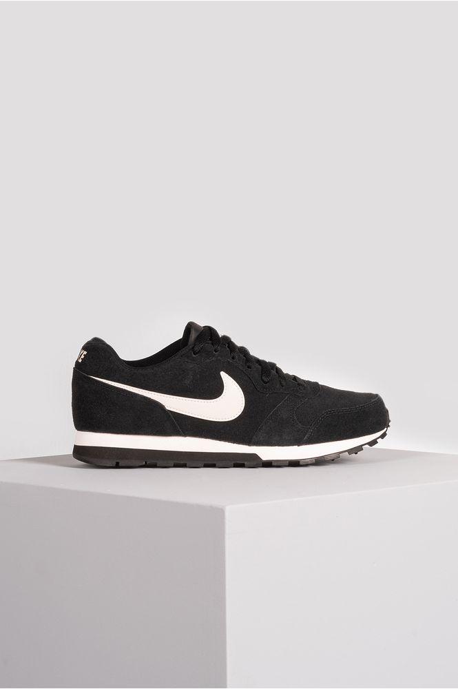 1_Tenis_Masculino_Nike_Runner_2_Suede_CAM_PRETO