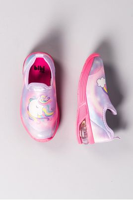 2_Tenis_Infantil_Bibi_Space_Wave_Unicornio_Led_ROSA