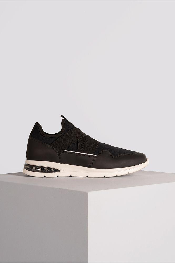 1_Sneaker_Masculino_Slip_On_Vision_Ferracini_PRETO