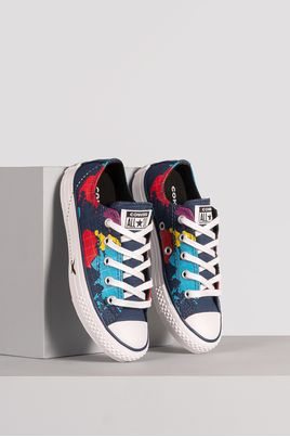 1_Tenis_Converse_Infantil_Wordy_All_Star_TEC_MARINHO