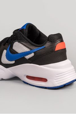 4_Tenis_Air_Max_Fusion_Nike_DIVERSOS_AZUL