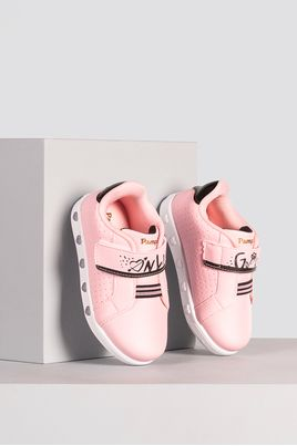 1_Tenis_Infantil_Sneaker_LED_Pampili_ROSA