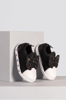 1_Tenis_Infantil_Sneaker_LED_Pampili_PRETO
