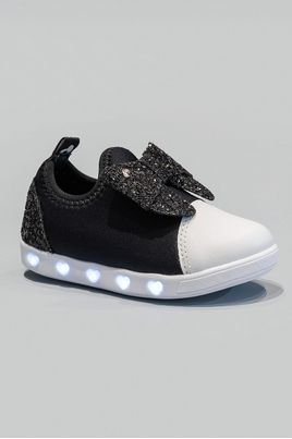 3_Tenis_Infantil_Sneaker_LED_Pampili_PRETO