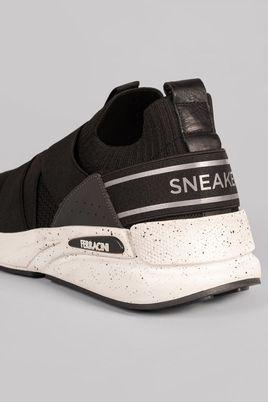 4_Sneaker_Masculino_Ferracini_24h_Dunk_PRETO